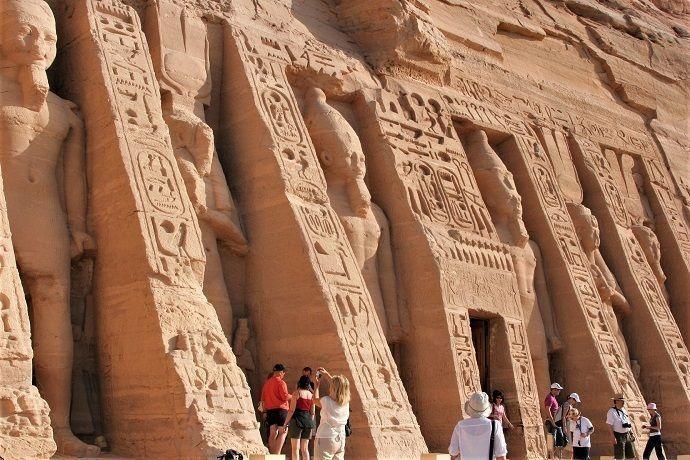 Visita guiada Abu Simbel