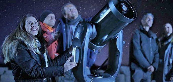 Visita guiada observatorio Teide