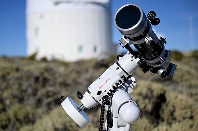 Visitar observatorio Teide