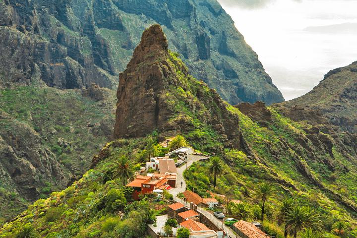 Excursión a Masca Tenerife
