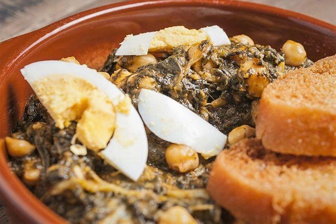 Ruta gastronómica Sevilla