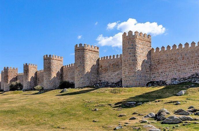 Excursión desde Madrid Salamanca y Ávila