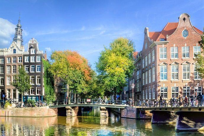 Ruta guiada Ámsterdam desde Bruselas