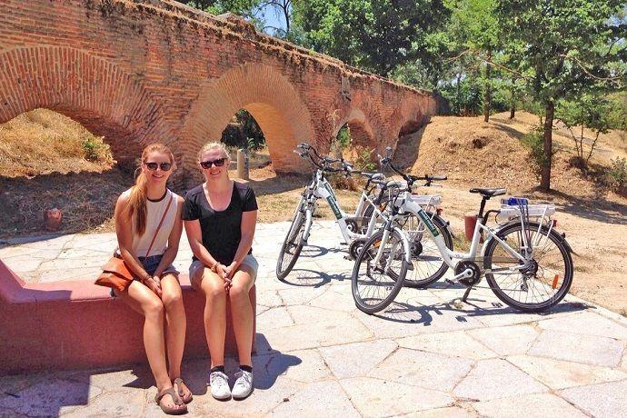 Tour Bicicleta Casa de Campo Madrid