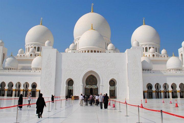 Excursión Abu Dhabi