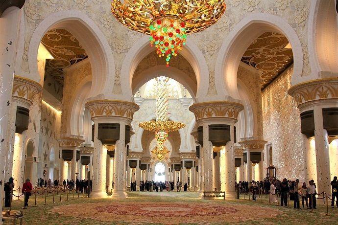Excursión guiada Abu Dhabi