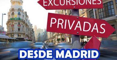 Excursión privada desde Madrid