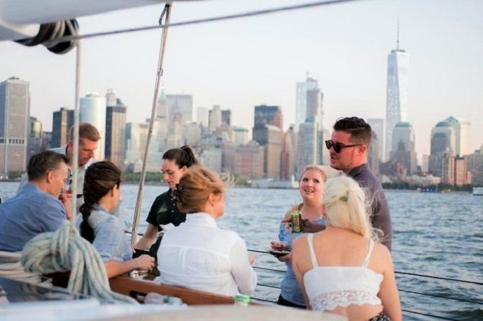 Paseo barco Nueva York Privado