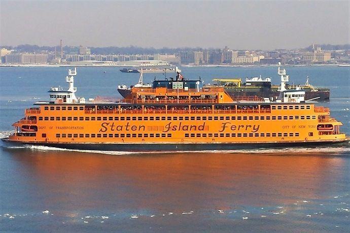 Ferry Staten Island gratis