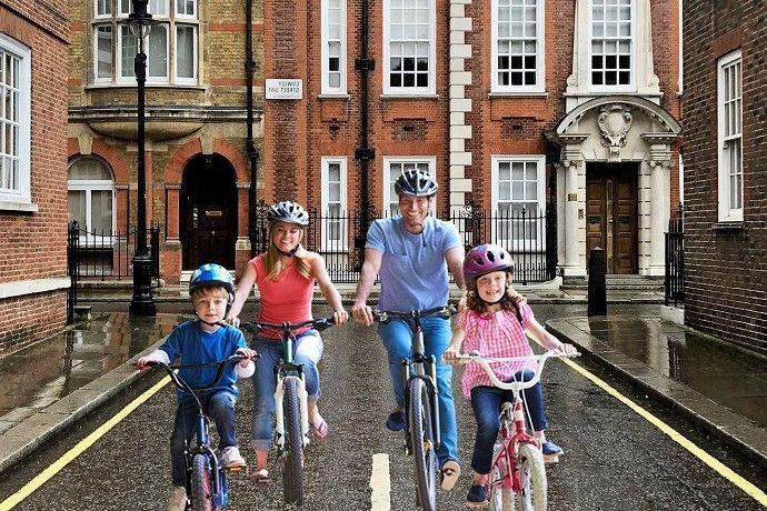 Tour Londres bicicleta
