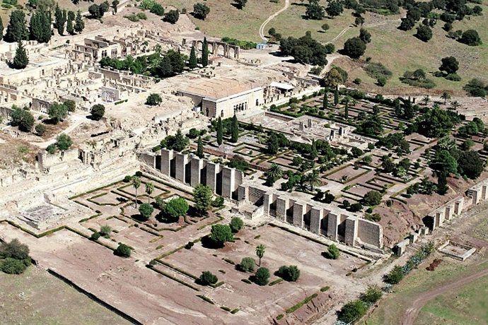 Tour guiado Medina Azahara