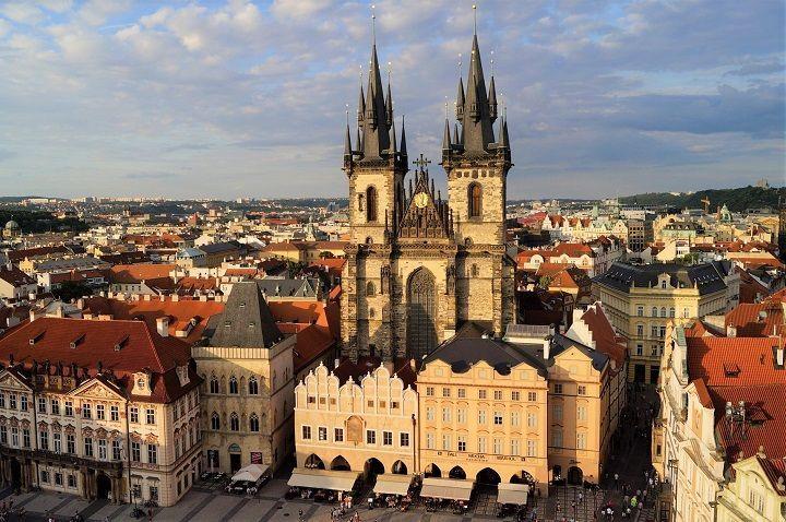 Visita guiada Praga