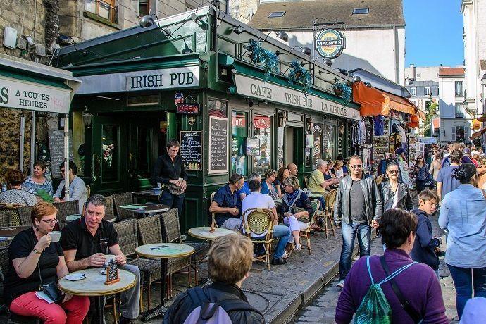 Tour guiado Sacré Coeur y Montmartre