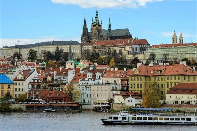 Praga Visitas guiadas
