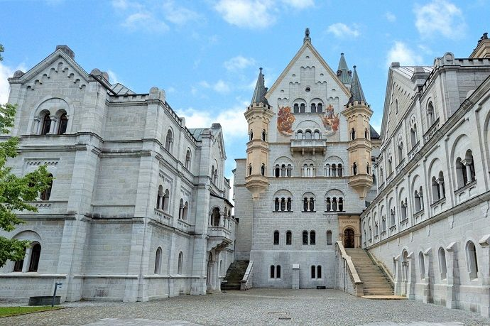 Castillo Neuschwanstein excursión