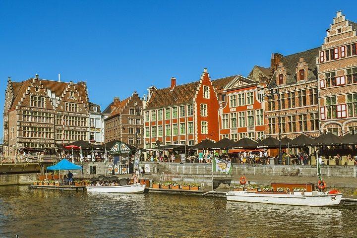 Excursión Gante desde Bruselas