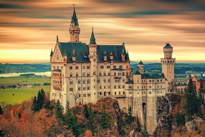 Excursión castillo Neuschwanstein
