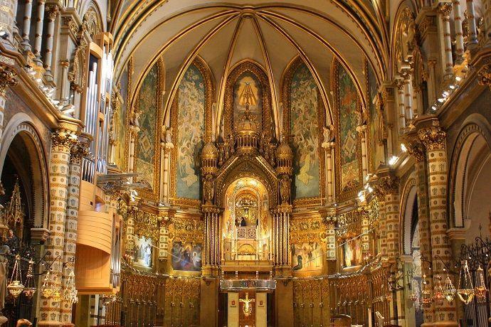 Excursión Monasterio de Montserrat