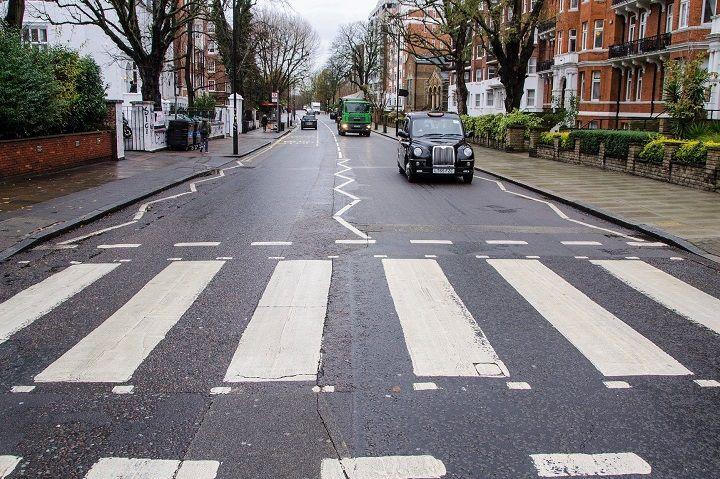 Tour The Beatles Londres