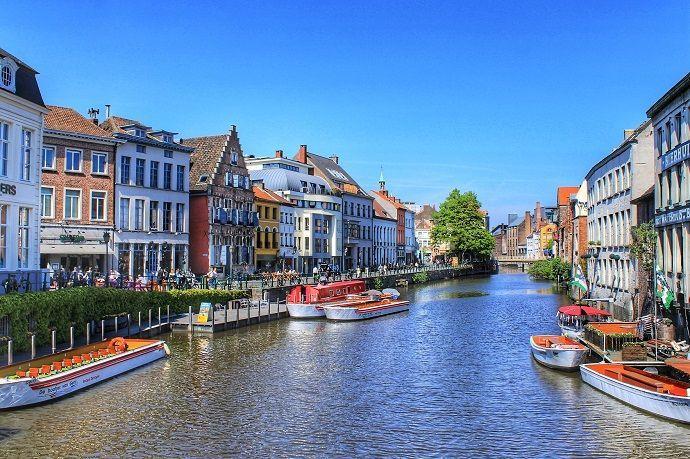 Tour a Gante desde Bruselas