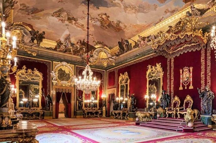 Tour guiado Palacio del Pardo