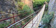 Excursión Cahorros de Monachil desde Granada