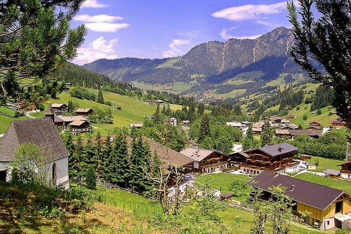 Excursión Tirol desde Múnich.