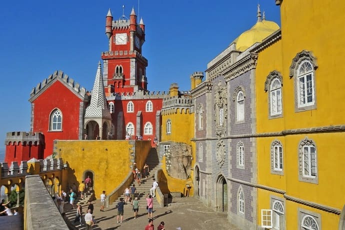 Tour Sintra desde Lisboa