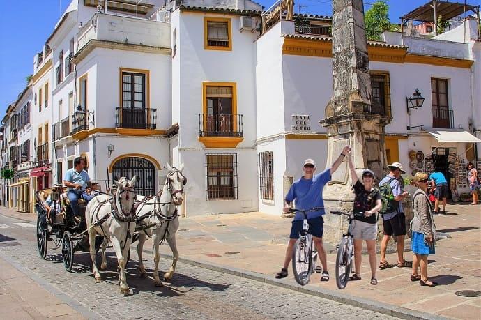Tour bicicleta Córdoba