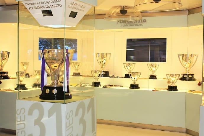 Tour guiado Bernabéu