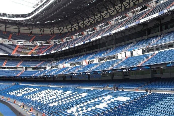 Visita Bernabéu Madrid