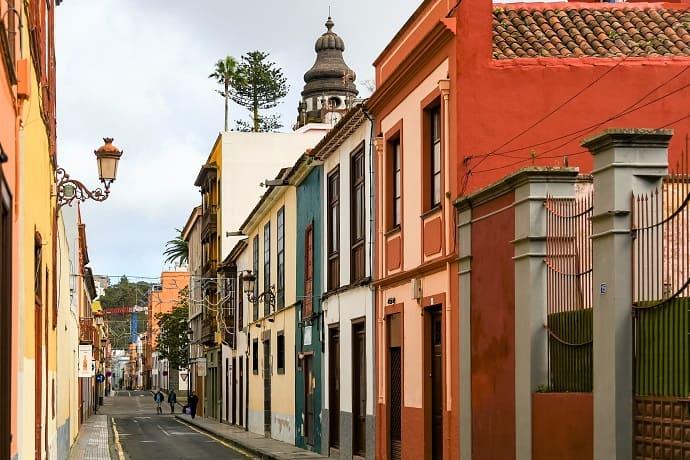 Visita guiada La Laguna Tenerife