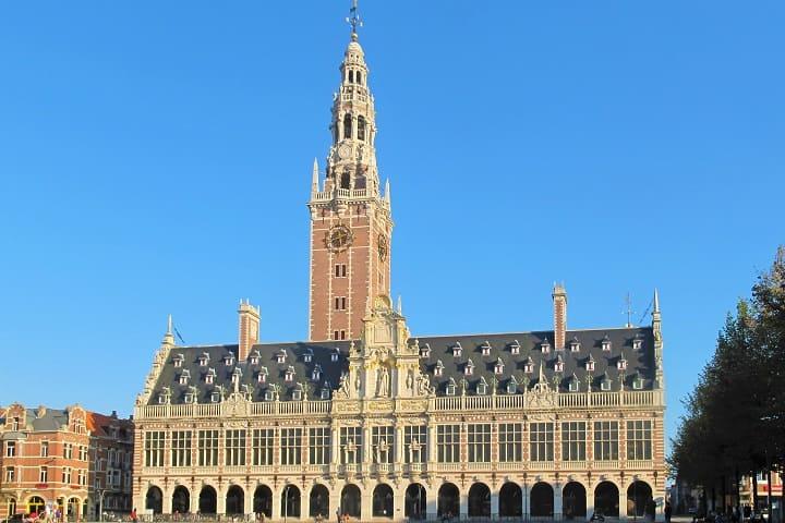 Excursión a Lovaina desde Bruselas