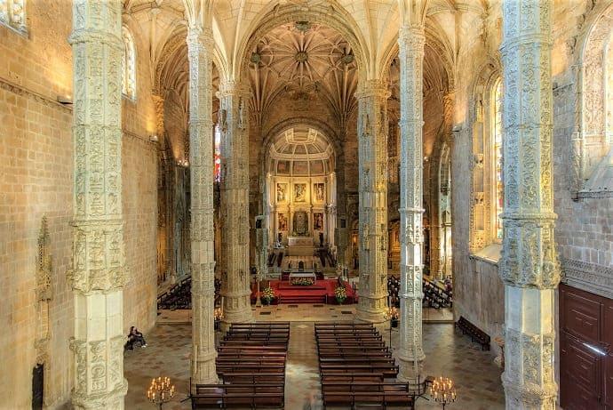 Visita guiada Monasterio de los Jerónimos Lisboa.