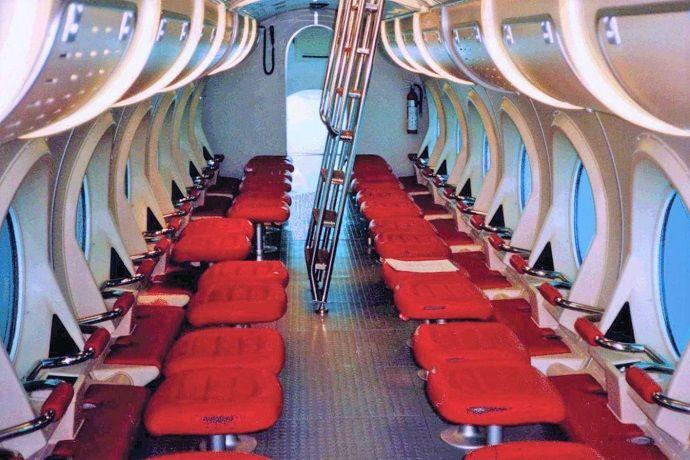 Paseo submarino Tenerife