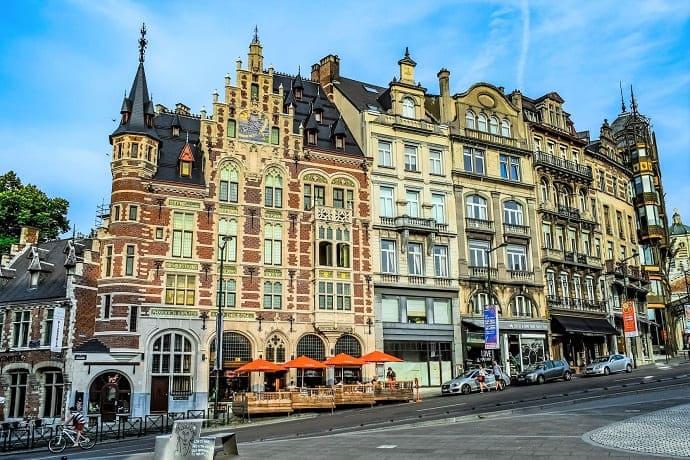 Ruta gastronómica Bruselas