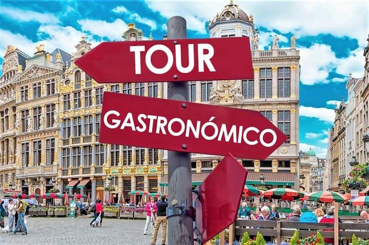 Tour gastronómico Bruselas.