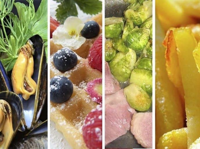 Tour gastronómico Bruselas