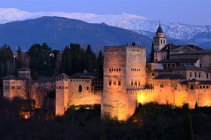 Tour nocturno Alhambra