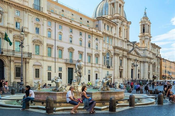 Tour Roma privado español