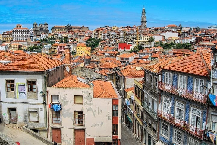 Excursión Oporto desde Lisboa