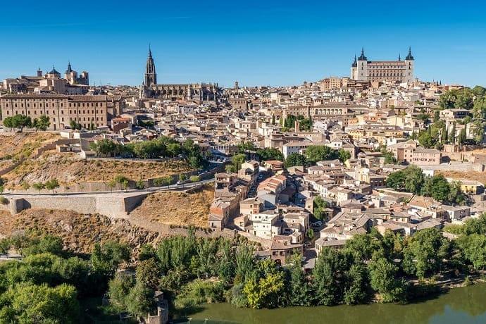 Excursión Toledo desde Madrid