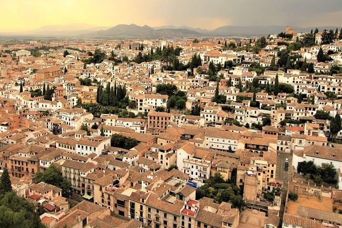 Tour guiado Granada