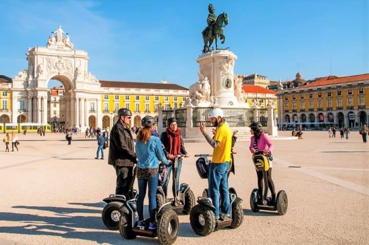 Tour segway Lisboa