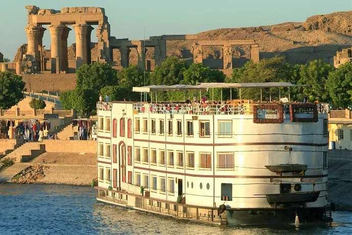 Crucero Nilo Egipto