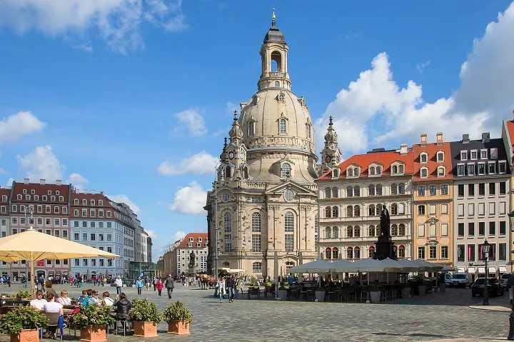 Excursión Dresde desde Praga