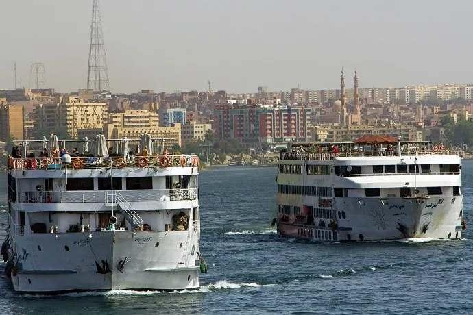 Crucero Egipto
