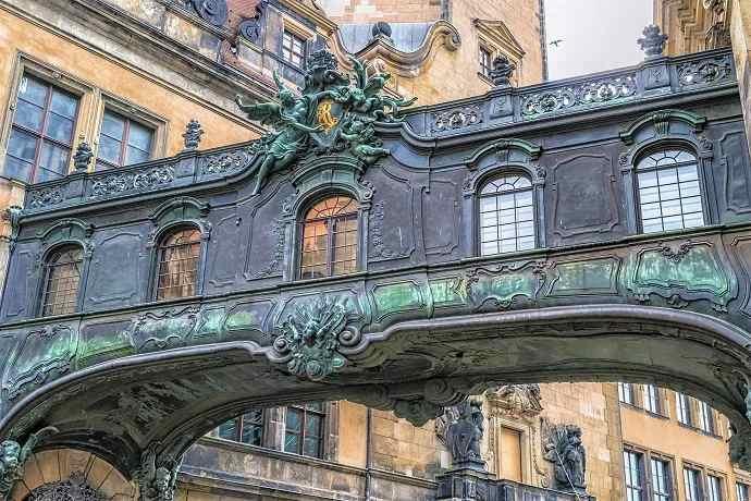 Tour a Dresde