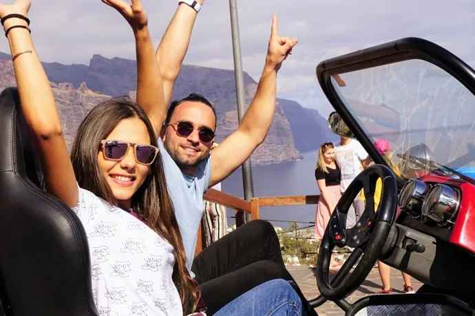 Tour buggy Tenerife