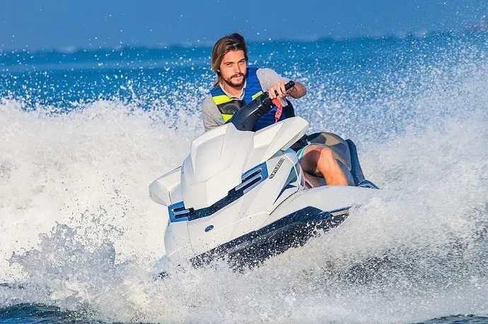 Safari moto agua Tenerife